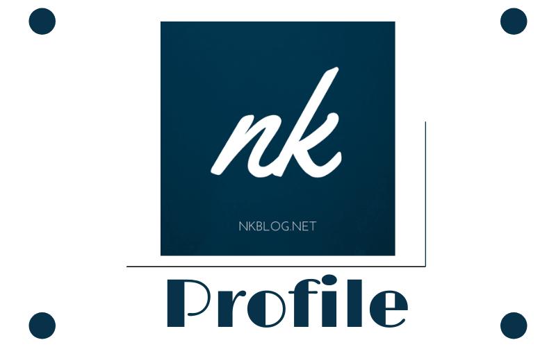 NKBLOG プロフィール